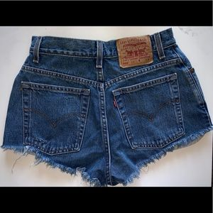 Vintage Levi's 550 relaxed fit